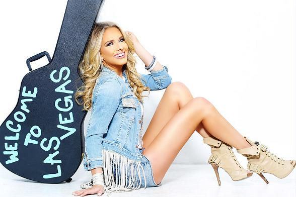 Rising country star Sierra Black to perform monthly shows at Santa Fe Station