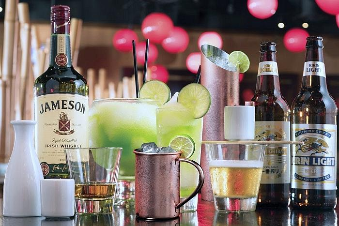 Beat the Crowds and Celebrate St. Patrick's Day at RA Sushi with Drinks Starting at $1