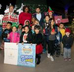 Christmas Town Donates 100 Season Passes to Charity, Hosts Autism Night, Opens Friday Nov. 23