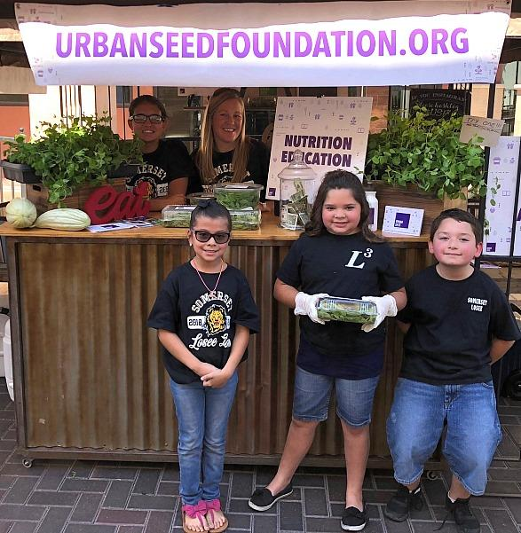 Tivoli Village in Las Vegas to Relaunch Weekly Farmers Market with New Urban Seed Inc. Partnership