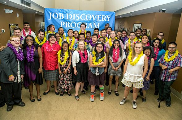 Opportunity Village, CCSD to Host 17th Annual Job Discovery Program Celebration May 22