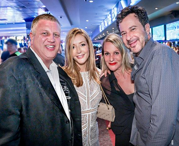 """Salvation"" Star Jennifer Finnigan Gets a Unique Birthday Surprise at Andiamo Italian Steakhouse"