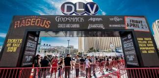 """First Annual """"Las Rageous Music Festival"""" was a Raging Success at the Downtown Las Vegas Events Center"""
