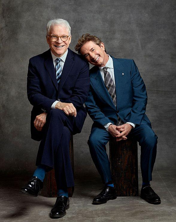 Steve Martin & Martin Short to Return to The Colosseum at Caesars Palace October 6, 2019