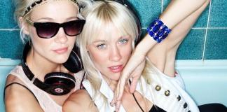 NERVO: Miriam and Olivia