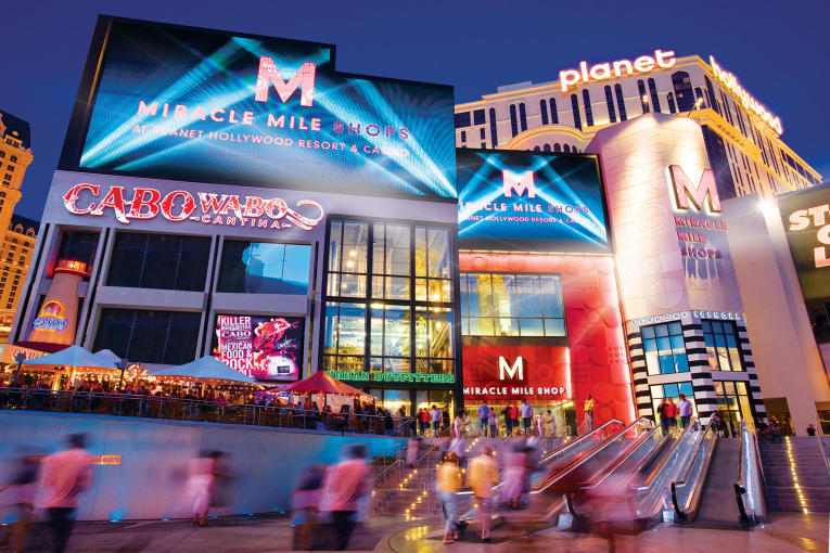 Miracle Mile Shops Is Now Open to the Public