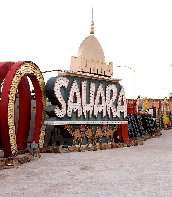 """Neon Museum Hosts Times of The Signs Scholar-in-Residence Stefan Al Presenting """"Bigger, Better and Brighter: The Evolution Of Las Vegas Signs"""""""