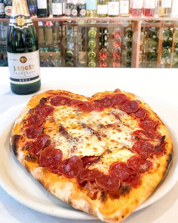 Fall in Love with Siena Italian Authentic Trattoria' Special Valentine's Day Menu
