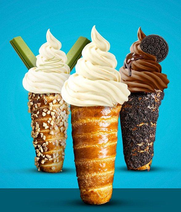 Rolled Ice Cream to Open Fourth Location; First 50 People in Line Will Receive Free Rolled Ice Cream August 17