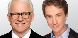 Comedy Legends Steve Martin & Martin Short Return to The Colosseum at Caesars Palace April 9 & July 23, 2017