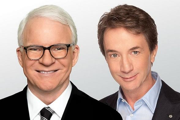 "Steve Martin & Martin Short bring ""An Evening You Will Forget For The Rest Of Your Life"" to The Colosseum at Caesars Palace March 6"