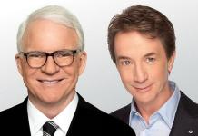 """Steve Martin & Martin Short bring """"An Evening You Will Forget For The Rest Of Your Life"""" to The Colosseum at Caesars Palace March 6"""