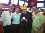 Kentucky Derby Winning Trainer Doug O'Neill Cashes in Winning Ticket at Lucky's at Primm Valley Resort & Casino