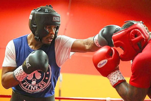 Daniel 'Miracle Man' Jacobs Discusses His Mental Preparation Ahead of His Fight Against Canelo Alvarez May 4, 2019 at T-Mobile Arena