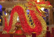 The Forum Shops Celebrates Chinese New Year With GIANT Illuminated Dragon, Parade, Special Retail Offerings, Prizes, and more!