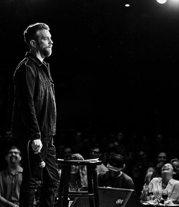 """Anthony Jeselnik Brings """"Funny Games 2018 World Tour"""" to the Aces of Comedy Series at The Mirage in Las Vegas October 20"""