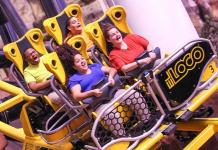 Adventuredome Amusement Park Open to Guests for Thrill Seeking, Family Fun at Circus Circus Las Vegas