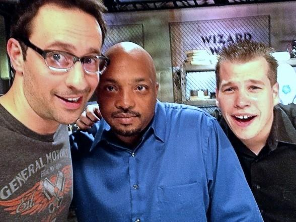 """Season Premier of Syfy's """"Wizard Wars"""" Features Magicians David Shareef and Bill Cook vs. Greg Dow and Sean Scott"""