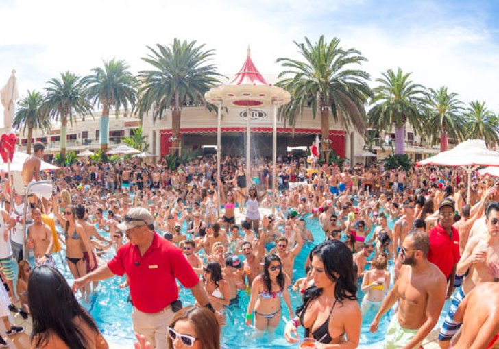 Encore Pool Party Guest List