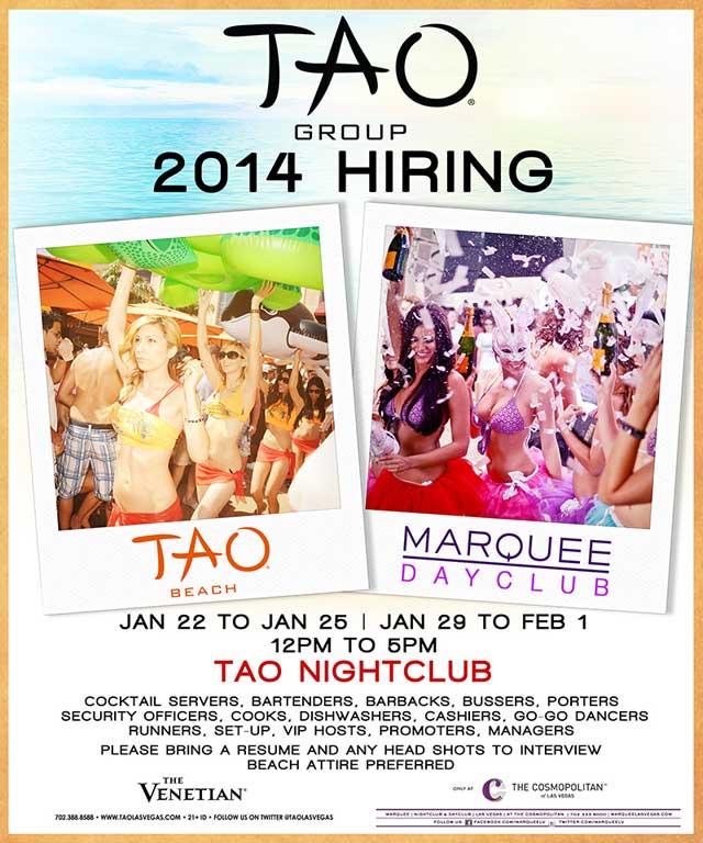 Tao Beach Auditions 2014