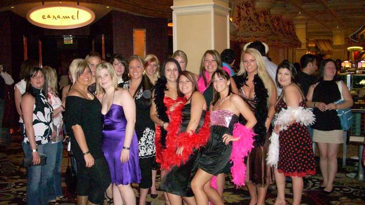 Bachelorette Parties Las Vegas