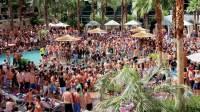 Hard Rock Hotel Pool - Vegas Pool Season