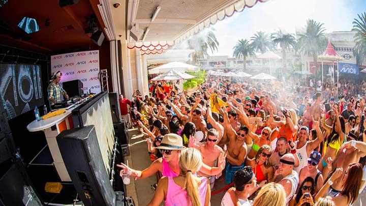 Avicii Encore Beach Club Las Vegas