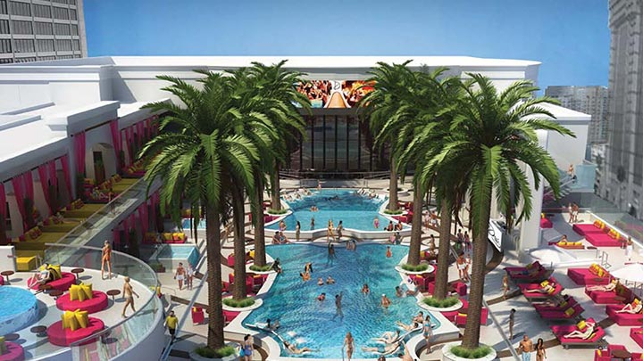 Drais Beach Club Upcoming Events June 2014