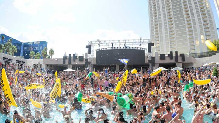 Wet Republic Labor Day Weekend 2014
