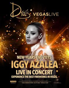 Iggy Azalea New Year's Eve