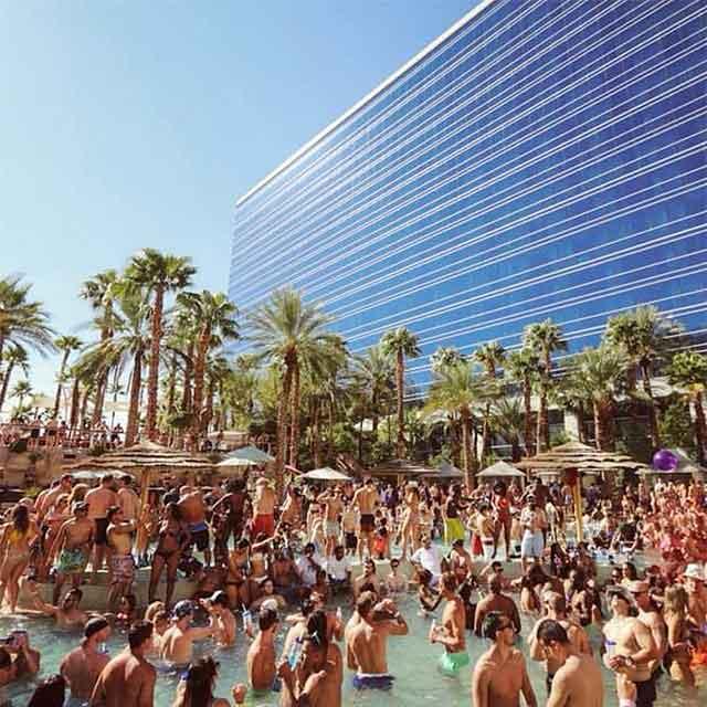 Spring Break Las Vegas