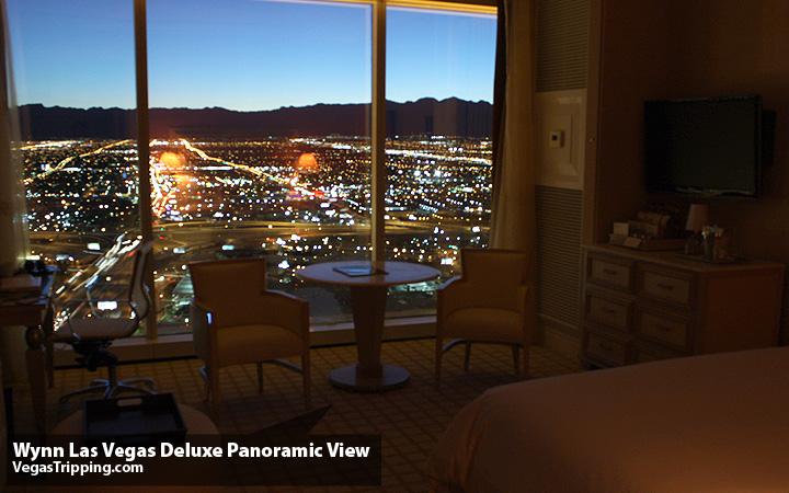 Deluxe Panoramic View Rooms At Wynn Las Vegas  The VT