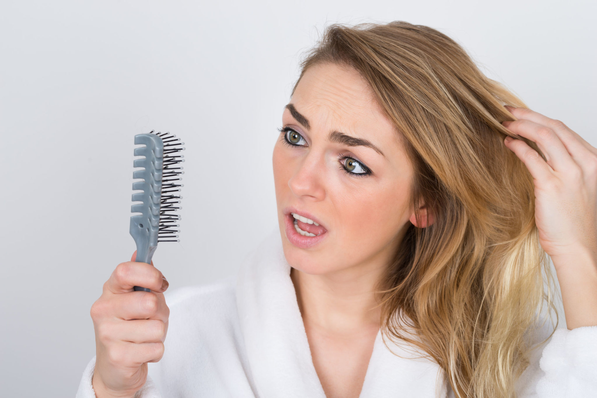 How Can I Prevent Hair Loss