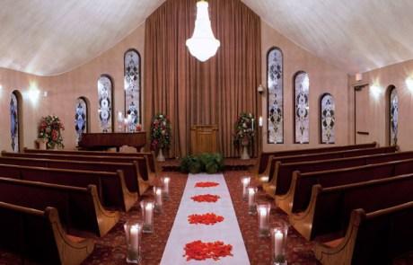 downtown wedding chapel
