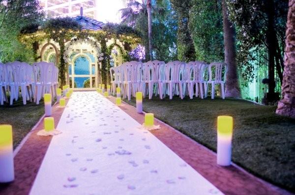 Small Wedding Venues Vegas