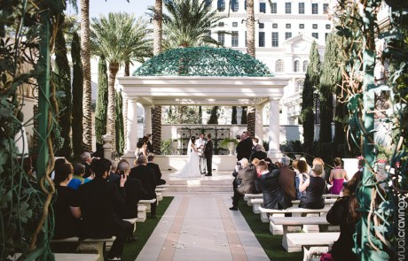 Caesars Palace Wedding