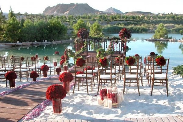 Places Get Married Outside Las Vegas