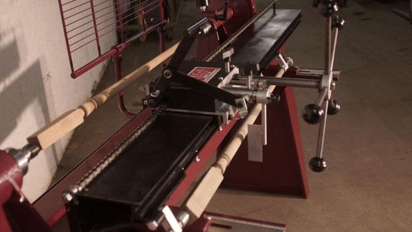 Vega Model 1553 Lathe