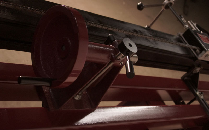 Vega Model 1446 Lathe