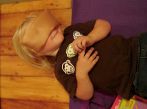 children-shavasana