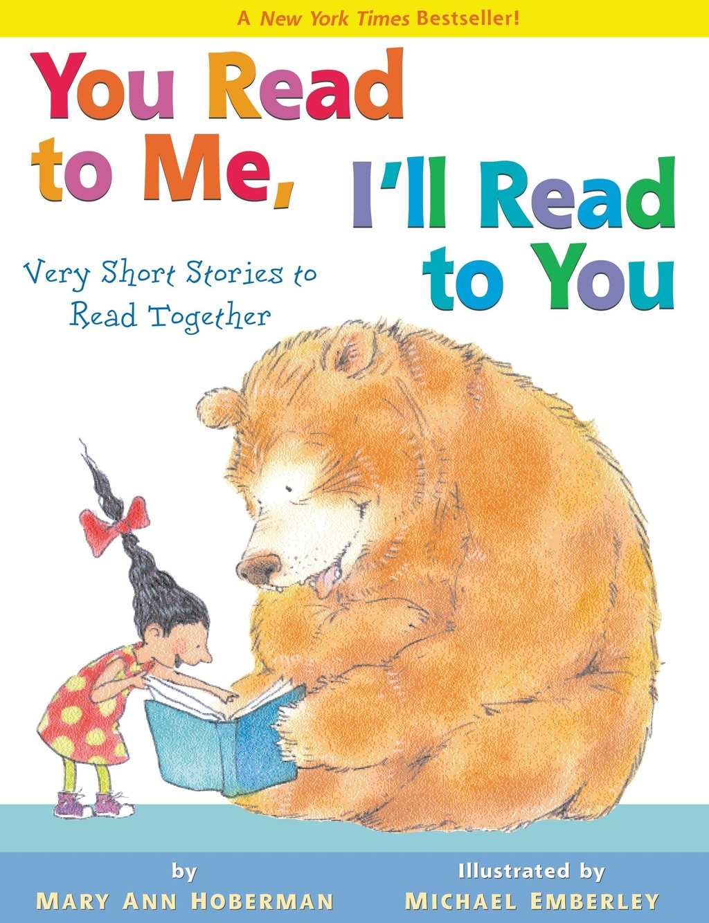 You Read to Me cover