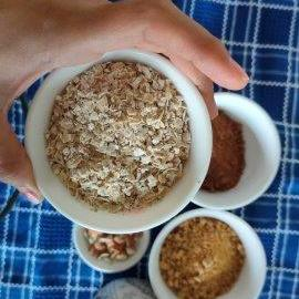 oatmeal recipe without egg