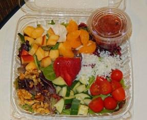 Vegganers Luck Fruit Salad