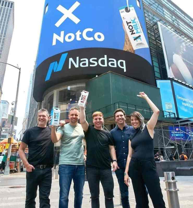NotCo IPO