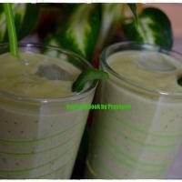 Avocado - Mango Milkshake
