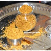 Menthaku / Methi Leaves Chutney Powder