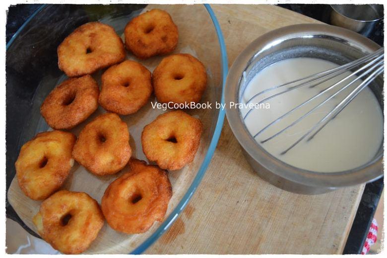 perugu vada / dahi vada (south indian style)