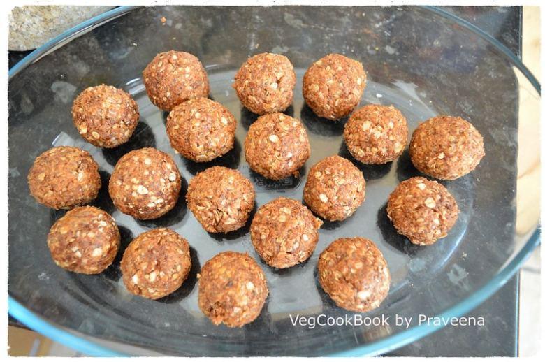 peanut butter energy balls (vegan)