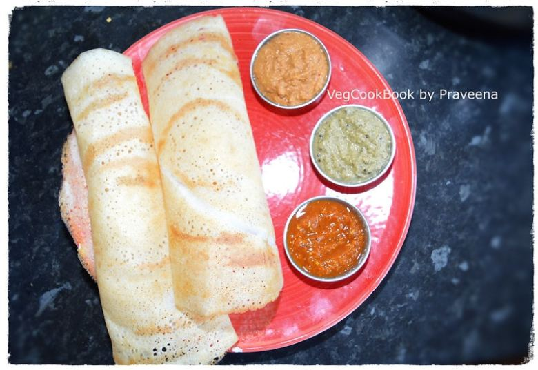 Two Ingredient Dosa / Crepe (Vegan & GF)