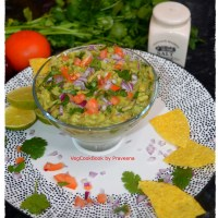 Guacamole (Plant Based, Oil Free Dip)